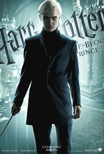 Harry Potter e o Enigma do Príncipe - Poster / Capa / Cartaz - Oficial 5