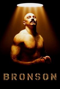 Bronson - Poster / Capa / Cartaz - Oficial 4