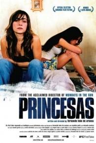 Princesas - Poster / Capa / Cartaz - Oficial 1
