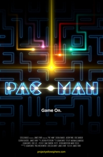 Pac-Man The Movie - Poster / Capa / Cartaz - Oficial 1