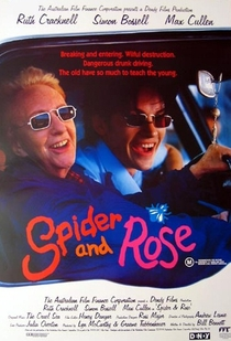 Spider e Rose - Uma Louca Aventura - Poster / Capa / Cartaz - Oficial 1