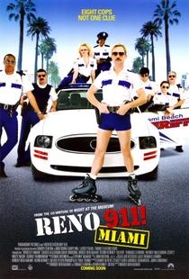 Reno 911!: Miami - Poster / Capa / Cartaz - Oficial 2