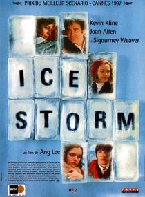 Tempestade de Gelo - Poster / Capa / Cartaz - Oficial 10