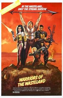 Guerreiros do Futuro - Poster / Capa / Cartaz - Oficial 1