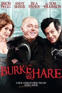 Burke e Hare - Poster / Capa / Cartaz - Oficial 4