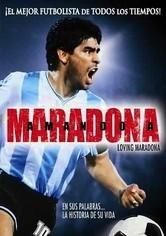 Amando a Maradona - Poster / Capa / Cartaz - Oficial 1