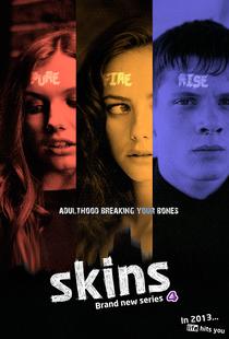 Skins - Juventude à Flor da Pele (7ª Temporada) - Poster / Capa / Cartaz - Oficial 1