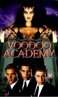 Voodoo Academy - Poster / Capa / Cartaz - Oficial 1
