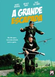A Grande Escapada - Poster / Capa / Cartaz - Oficial 4