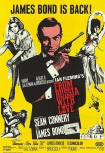 Moscou Contra 007 - Poster / Capa / Cartaz - Oficial 10