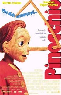 As Aventuras de Pinocchio - Poster / Capa / Cartaz - Oficial 2