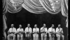 L'Homme Orchestre (1900) - Filme antigo prouzido por George Méliès