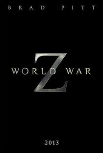 Guerra Mundial Z - Poster / Capa / Cartaz - Oficial 6