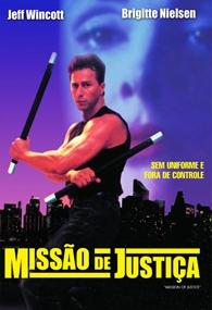 Leis Marciais 3 - Missão de Justiça  - Poster / Capa / Cartaz - Oficial 1