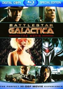 Battlestar Galactica: O Plano - Poster / Capa / Cartaz - Oficial 2