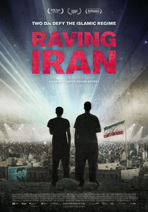 Raving Iran - Poster / Capa / Cartaz - Oficial 1