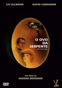 O Ovo da Serpente - Poster / Capa / Cartaz - Oficial 1