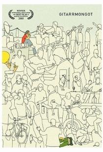 The Guitar Mongoloid - Poster / Capa / Cartaz - Oficial 1
