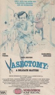 Vasectomia - Um Problema Delicado  - Poster / Capa / Cartaz - Oficial 2