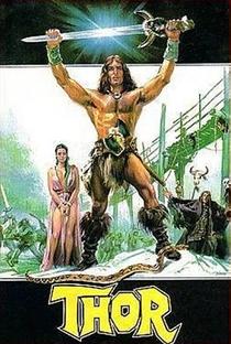 Thor, o Conquistador - Poster / Capa / Cartaz - Oficial 1