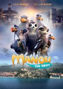 Manou the Swift - Poster / Capa / Cartaz - Oficial 1