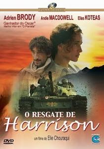 O Resgate de Harrison - Poster / Capa / Cartaz - Oficial 3