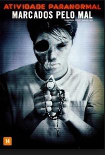 Atividade Paranormal: Marcados pelo Mal  - Poster / Capa / Cartaz - Oficial 5