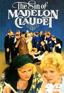 O Pecado de Madelon Claudet - Poster / Capa / Cartaz - Oficial 1
