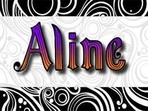 Aline (2ª Temporada) - Poster / Capa / Cartaz - Oficial 2