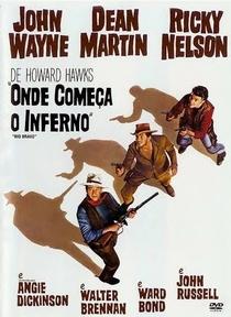 Onde Começa o Inferno - Poster / Capa / Cartaz - Oficial 7