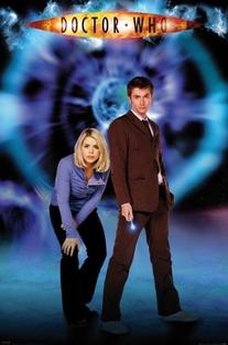 Doctor Who (2ª Temporada) - Poster / Capa / Cartaz - Oficial 2