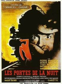 Portas da Noite - Poster / Capa / Cartaz - Oficial 3