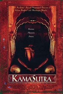 Kama Sutra: Um Conto de Amor - Poster / Capa / Cartaz - Oficial 3