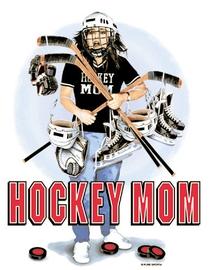 Hockey Mom  - Poster / Capa / Cartaz - Oficial 1