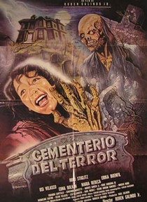 Cementerio del Terror - Poster / Capa / Cartaz - Oficial 1
