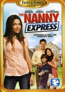 The Nanny Express - Poster / Capa / Cartaz - Oficial 2