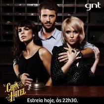 Copa Hotel (1ª Temporada) - Poster / Capa / Cartaz - Oficial 1