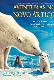 Aventuras No Novo Ártico - Poster / Capa / Cartaz - Oficial 1