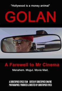 Golan: A Farewell to Mr Cinema - Poster / Capa / Cartaz - Oficial 1