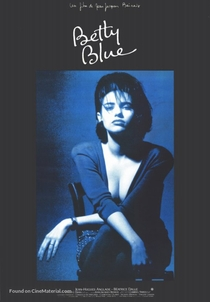 Betty Blue - Poster / Capa / Cartaz - Oficial 4