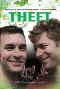 Theft - Poster / Capa / Cartaz - Oficial 1