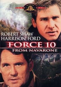 O Comando 10 de Navarone - Poster / Capa / Cartaz - Oficial 7