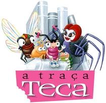 A Traça Teca - Poster / Capa / Cartaz - Oficial 1