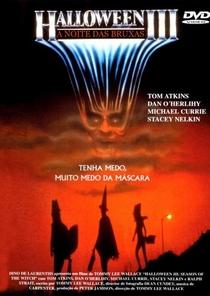 Halloween III: A Noite das Bruxas - Poster / Capa / Cartaz - Oficial 4