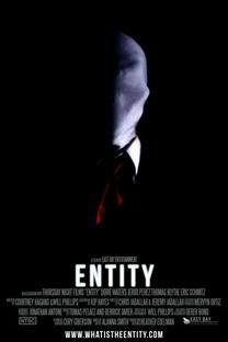 Entity - Poster / Capa / Cartaz - Oficial 1
