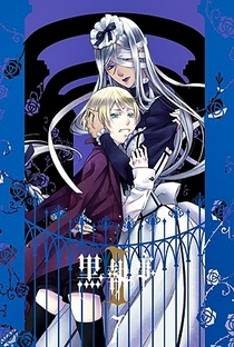 Kuroshitsuji (2ª Temporada) - Poster / Capa / Cartaz - Oficial 7