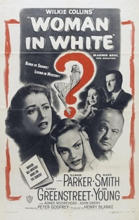 A Mulher de Branco - Poster / Capa / Cartaz - Oficial 1
