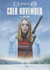 Cold November - Poster / Capa / Cartaz - Oficial 1