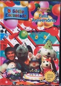 O Sótão Encantado - Feliz Aniversário! - Poster / Capa / Cartaz - Oficial 1