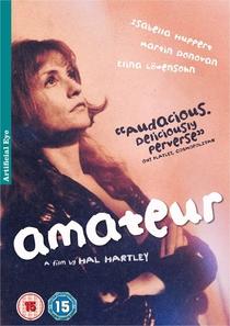 Amateur - Poster / Capa / Cartaz - Oficial 4